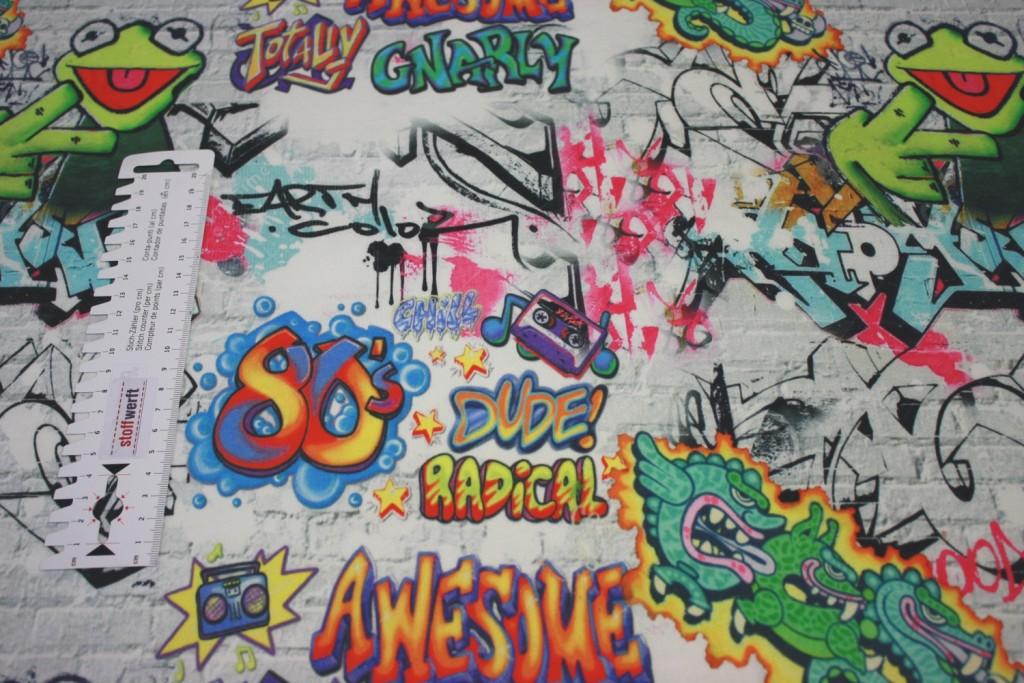 Sweat Graffiti