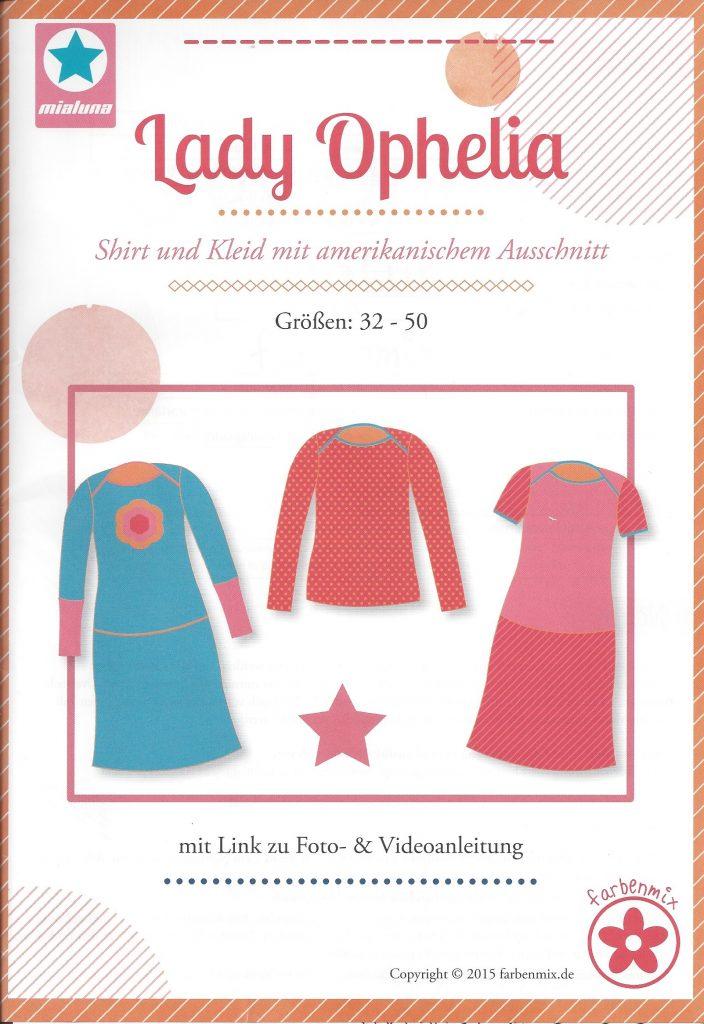 Handmade: Shirt Anneke nach Schnittmuster Lady Ophelia - stoffwerft Blog