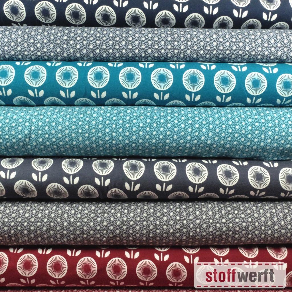 Jersey Anneke in vier Farben und jeweils 2 Designs