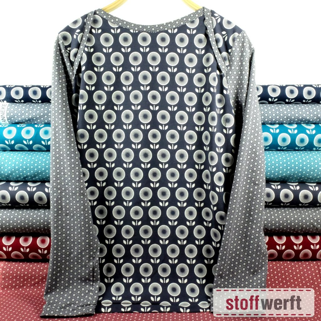 Shirt Anneke nach Schnittmuster Lady Ophelia